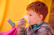 Helping Children Suffering from Asthma
