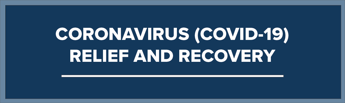 Resources for Coronavirus Relief