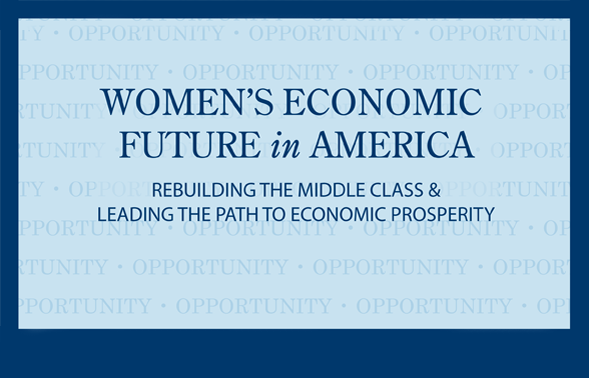 Women's Economic Future in America